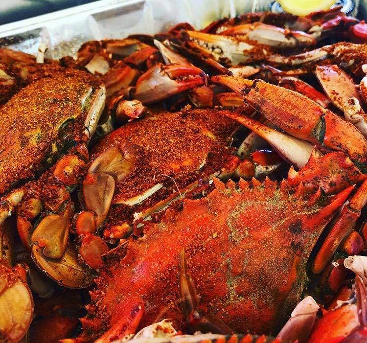 best seafood in daytona beach florida