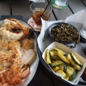 Best Seafood in Daytona Beach Florida, Hull's Seafood