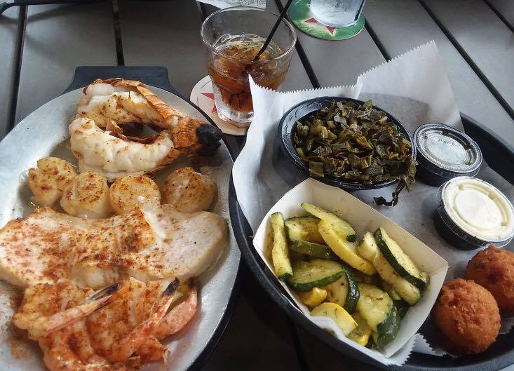 Best Seafood In Daytona Beach Florida At Hull S Seafood